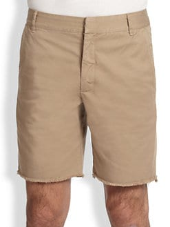 Band of Outsiders - Cotton Chino Shorts