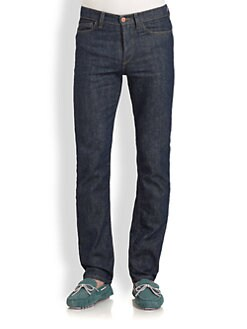 Band of Outsiders - Five-Pocket Core Denim Jeans