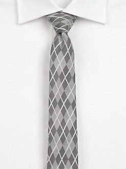 Band of Outsiders - Classic Silk Tie