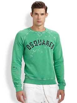DSQUARED - Crewneck Sweatshirt