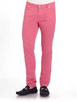 Moschino - Five-Pocket Pants