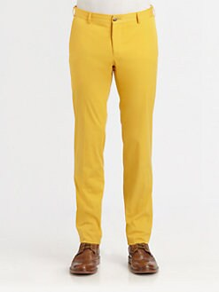 Moschino - Cotton  Trousers