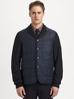 Marni - Quilted Jacket