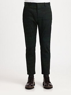 Marni - Cotton Trousers