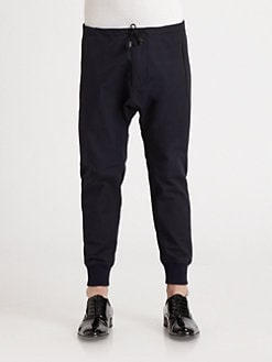 DSQUARED - Sporty Chic Drawstring Pants