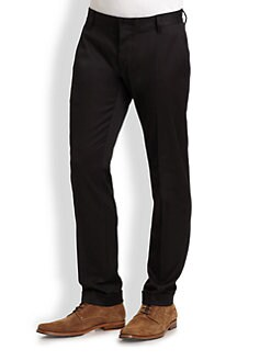 DSQUARED - Stretch Cotton Pants