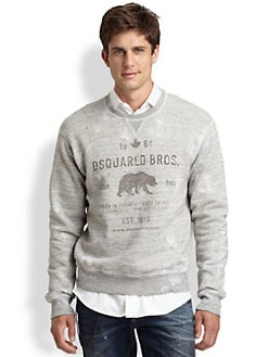 DSQUARED - Collegiate Sweatshirt