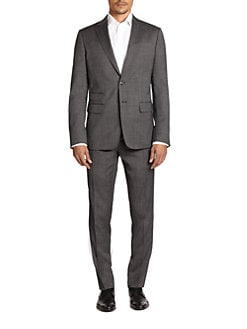 DSQUARED - Classic Wool Suit