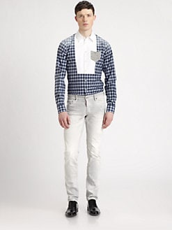 DSQUARED - Bib Carpenter Sportshirt