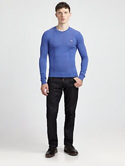DSQUARED - Wool Crewneck Sweater