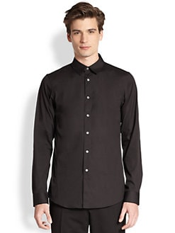 Jil Sander - Stretch Cotton Sportshirt
