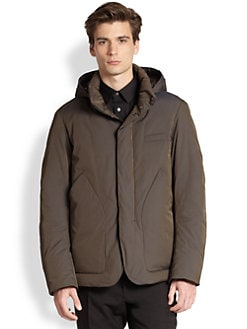 Jil Sander - Hooded Down Jacket