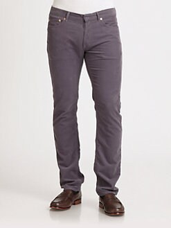 Band of Outsiders - Wide-Wale Corduroy Trouser