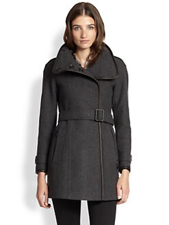 Burberry Brit - Waltfords Funnelneck Coat