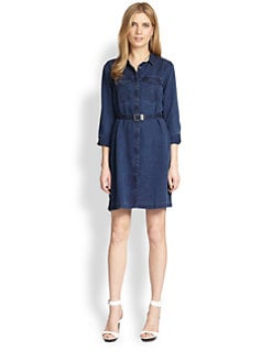 Burberry Brit - Jasmine Denim Shirtdress