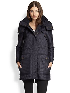 Burberry Brit - Bosworth Quilted Anorak