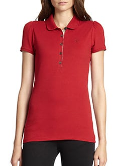 Burberry Brit - Logo Polo Tee