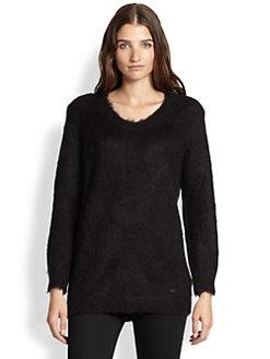 Burberry Brit - Mohair Sweater