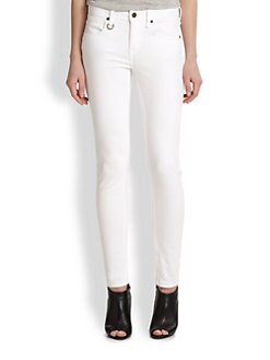Burberry Brit - Westbourne Seamed Skinny Jeans