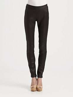 Burberry Brit - Ryehill Leather Leggings
