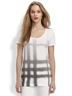 Burberry Brit - Exploded Check Tee