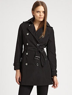 Burberry Brit - Buckingham Poplin Trenchcoat