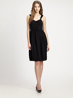 Burberry Brit - Jayne Sleeveless Dress