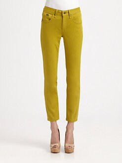 Burberry Brit - Dyed Denim Skinny Jeans
