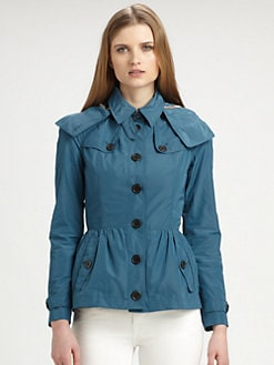 Burberry Brit - Fordleigh Hooded Jacket