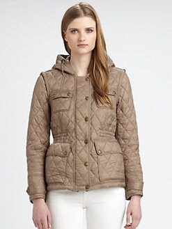 Burberry Brit - Aldershotz Quilted Vest/Jacket