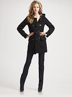 Burberry Brit - Wool Duffle Coat