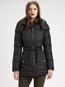 Burberry Brit - Mareton Belted Jacket