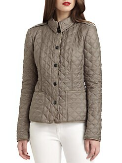 Burberry Brit - Quilted Nylon Jacket