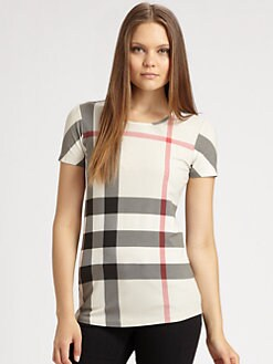 Burberry Brit - Jersey Tee