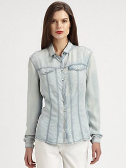 Burberry Brit - Denim Shirt