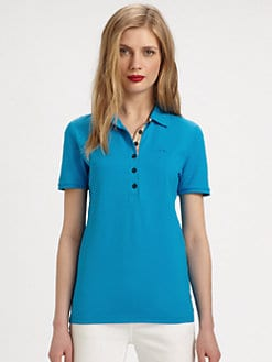 Burberry Brit - Jersey Polo Shirt