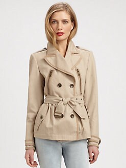 Burberry Brit - Stainesby Trenchcoat