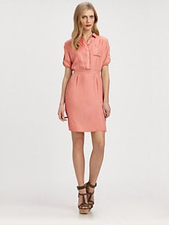 Burberry Brit - Silk Fernanda Dress