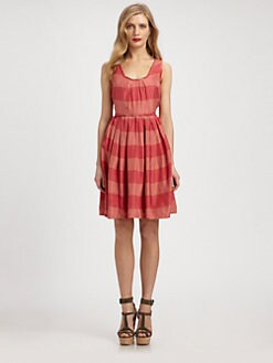 Burberry Brit - Silk Lauretta Dress