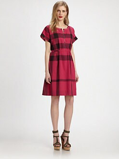 Burberry Brit - Edmonda Cotton Dress