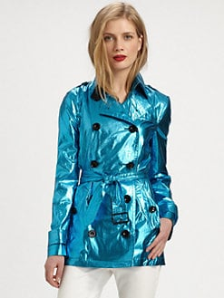 Burberry Brit - Alcester Metallic Jacket