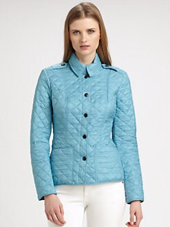 Burberry Brit - Kencott Quilted Jacket