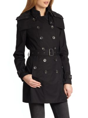 Reymoore Trench Coat plus size,  plus size fashion plus size appare