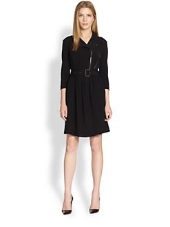 Burberry Brit - Carab Motocross Shirtdress