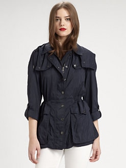 Burberry Brit - Lightweight Nylon Parka