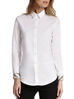 Burberry Brit - Button-Down Shirt