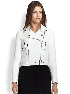 Burberry Brit - Leather Jacket