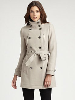 Burberry Brit - Wool Coat