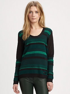 Burberry Brit - Wool/Linen Sweater