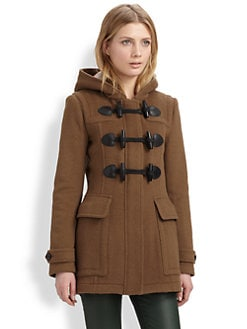 Burberry Brit - Blackwell Duffel Coat